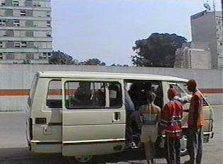 Local van