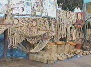 Jute handicrafts