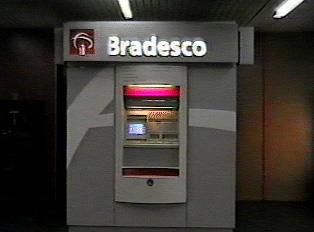 Bradesco Bank ATM