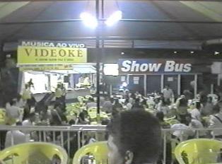 Inside view the videoke bar