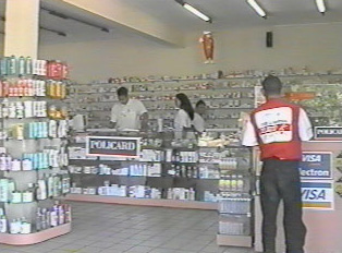 Inside the Amadeus pharmacy