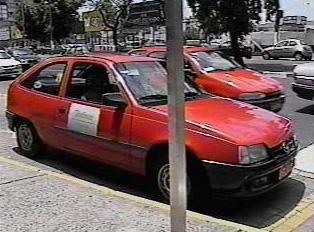 Taxi in Porto Alegre