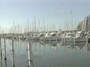La Grande Motte port