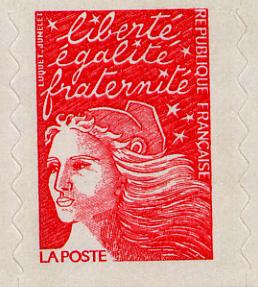 A first-class stamp