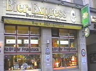 A German bar