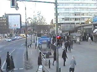 A U-Bahn entrance