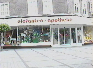 A pharmacy from outside