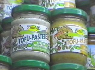 Tofu spreads for bread