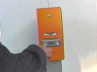 A train ticket validator
