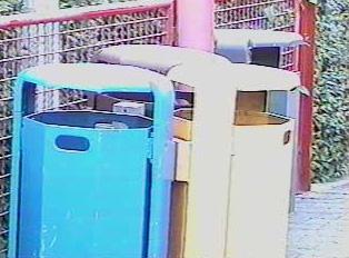 General trash bins