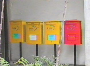 External mailboxes