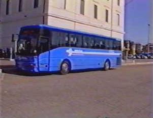 A regional bus