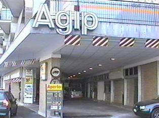 AGIP gas