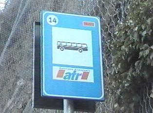 ATR (company) bus stop