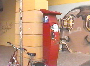 Automatic permit dispenser