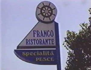 Restaurant for fish