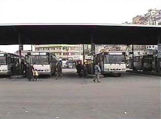 Inter-city bus terminals