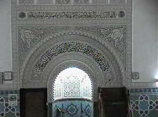 Mihrab-niche