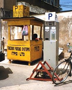 Parking in Dar Es Salaam