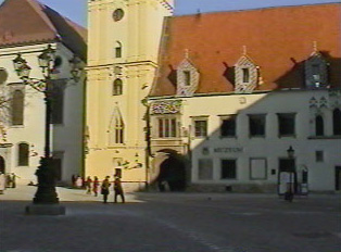 The Old Townhall