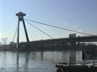 The New Bridge across the Danube