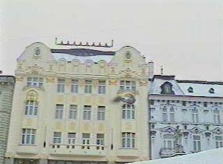 An Art Deco house on the Main Square