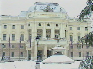 The Slovak National Theater