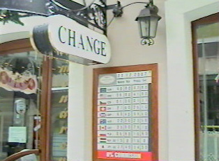 Money Exchange Office