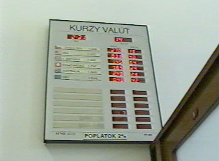 'Exchange Rates of Foreign Currency'