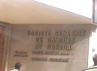 Bank Society of Senegal