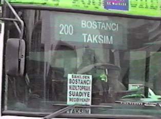 Sign indicating substations