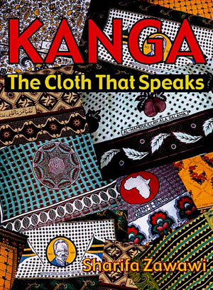Kanga The Cloth That Speaks, book cover