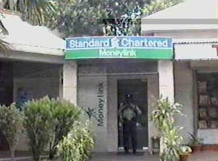 An ATM called Standard Chartered Moneylink